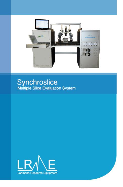 Synchroslice broschure